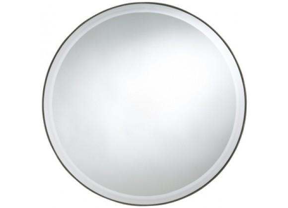Cooper Classics Seymour Round Mirror