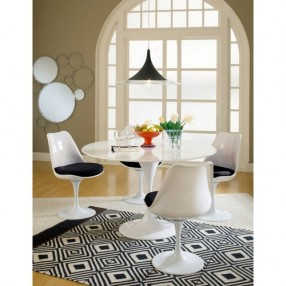 Modway Lippa Dining Side Chair Set of 4