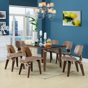 Modway Fathom Dining Chairs Set of 6