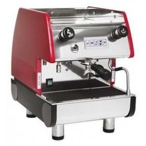 La Pavoni  PUB Espresso Machine 1V-R 1 Group Volumetric - Red